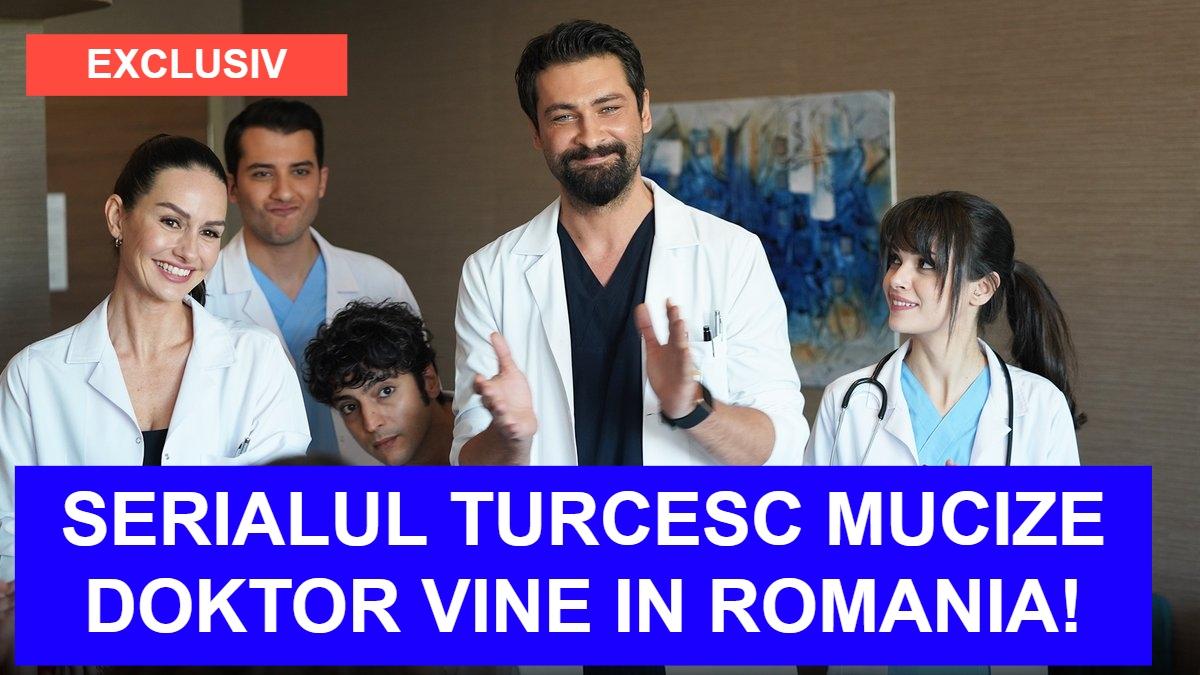Serialul turcesc Mucize Doktor