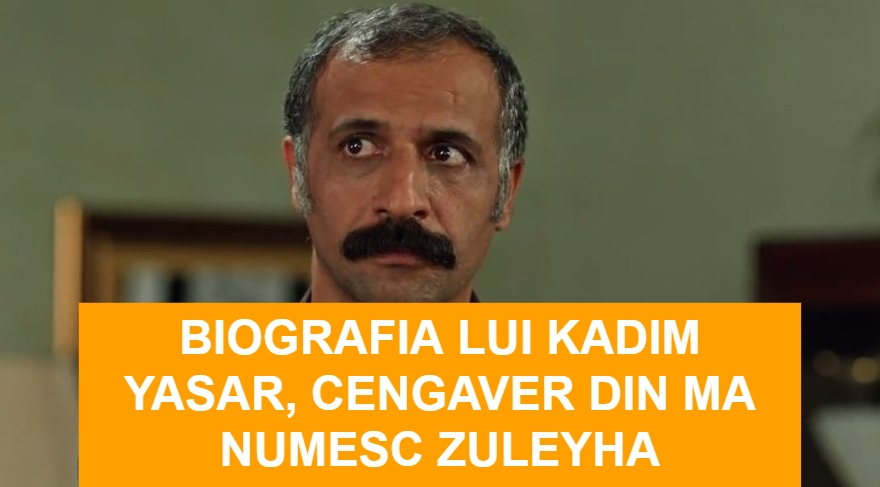 Biografia lui Kadim Yasar