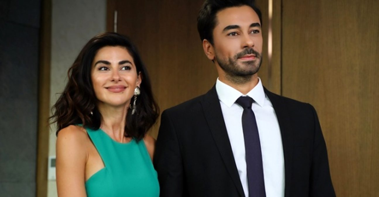 Sahika si Kerim formeaza un cuplu in viata reala